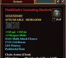 Darkblade's Lacerating Hauberk