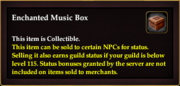 Enchanted Music Box (Collection Item)