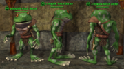 Froglok (Warden) Placed