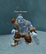Ordin Sleetfoot