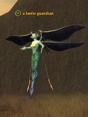 A faerie guardian