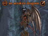 An aerakyn dragoon