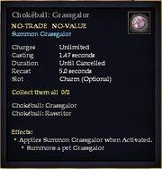 Chokéball Grassgalor
