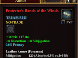 Protector's Bands of the Winds