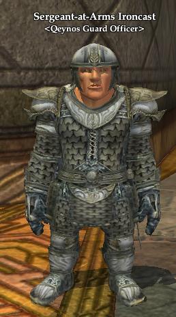Sergeant-at-Arms Ironcast   EverQuest 2 Wiki   FANDOM