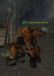 A Yarpsnarl mystic