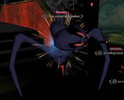 An extraplanar lurker