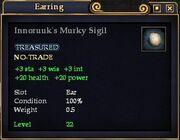 Innoruuk's Murky Sigil