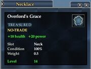 Overlord's Grace