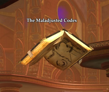 The Maladjusted Codex | EverQuest 2 Wiki | FANDOM powered by