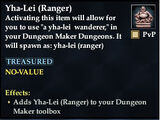 Yha-Lei (Ranger)