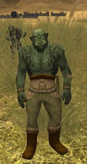 A Bloodskull fanatic - Mauric