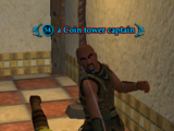 A Coin tower captain