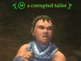 A corrupted tailor