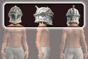 Dragoon's Helmet (Equipped)