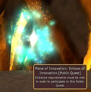 -Public Quest- Plane of Innovation-Echoes of Innovation
