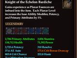 Knight of the Echelon Bardiche