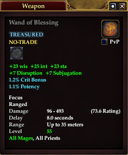 Wand of Blessing
