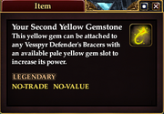 Your Second Yellow Gemstone