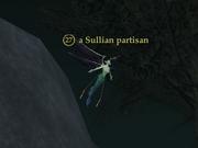 A Sullian partisan