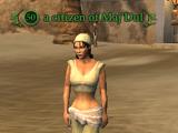 A citizen of Maj'Dul