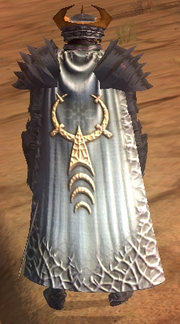 Cloak of the Silver Guardian (Visible)