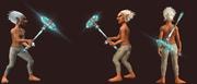 Doljonijiarnimorinar's Wrathful Crusher (Equipped)