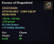 Essence of Dragonkind