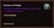Essence of Magic