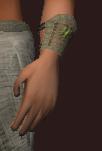 Focused Initiate's Wrist Wraps (Equipped)
