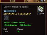 Loop of Wisened Spirits