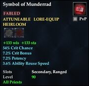 Symbol of Munderrad