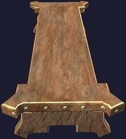 Tinkerer's Long Bench (Visible)