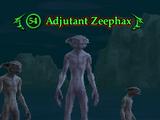 Adjutant Zeephax
