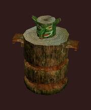 Gigglegobber-hunting-trophy