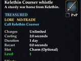 Kelethin Courser Whistle