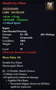 Double Eye Poker