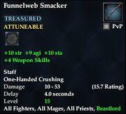 Funnelweb Smacker