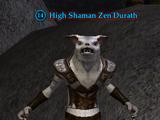 High Shaman Zen'Durath