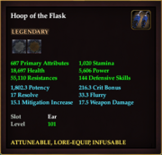 Hoop of the Flask