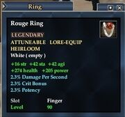 Rouge Ring