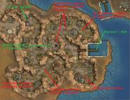 Ruins - map