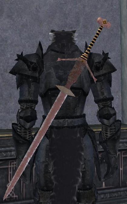 Electrified Bone Bladed Claymore Everquest 2 Wiki Fandom Powered