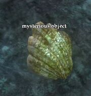 Mysterious object