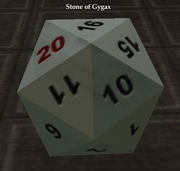 Stone of Gygax (Visible)