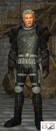Viragos, Assassin of the Hand