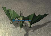 A mature emerald drake