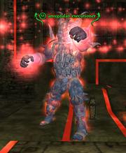 Amygdalan executioner