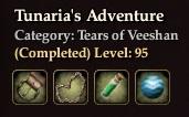 Tunaria's Adventure