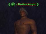 A Bastion keeper